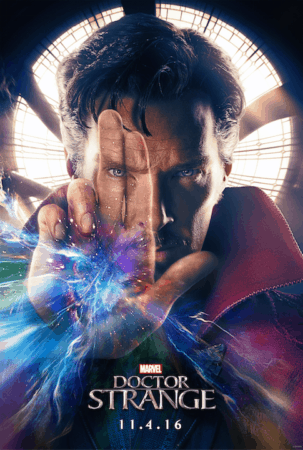 Marvel's Doctor Strange had its teaser trailer debut last week. 7