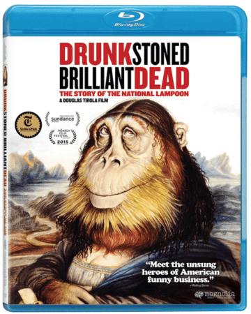 DRUNK STONED BRILLIANT DEAD: THE STORY OF THE NATIONAL LAMPOON 3