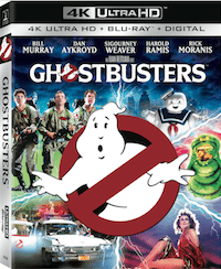 Ghostbusters & Ghostbusters 2 Get 4K Ultra HD Upgrades out June 7 1