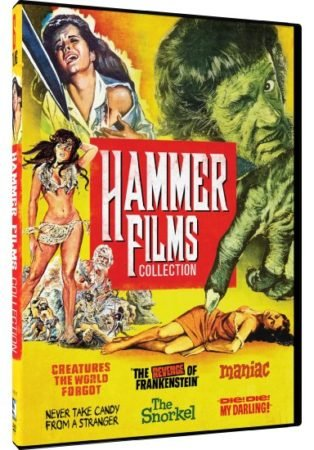 HAMMER FILMS COLLECTION: VOLUME TWO 19
