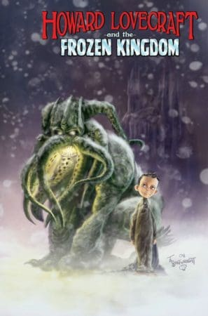 Arcana Studio and Shout! Factory announce cast for new animated feature HOWARD LOVECRAFT AND THE FROZEN KINGDOM: Ron Perlman and Christopher Plummer 1