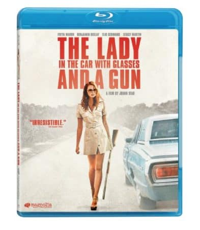 LADY IN THE CAR WITH GLASSES AND A GUN, THE 9