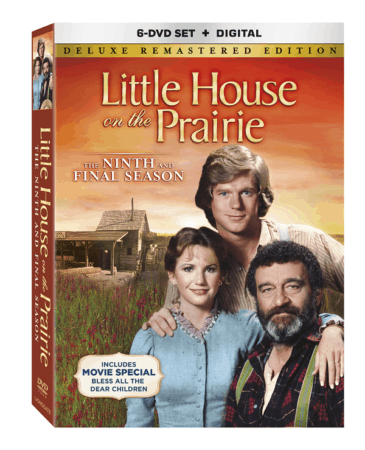 LITTLE HOUSE ON THE PRAIRIE: THE NINTH AND FINAL SEASON 1
