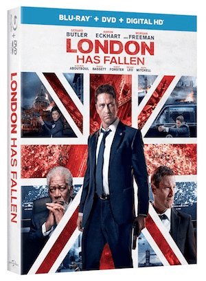 London Has Fallen on Digital Download May 31st and Blu-ray June 14 1