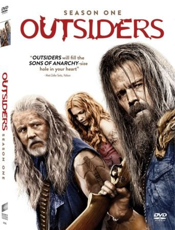 OUTSIDERS: SEASON ONE COME TO DVD on May 24th 5