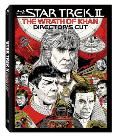 STAR TREK II: THE WRATH OF KHAN Director's Edition debuts on Blu-ray June 7th 9