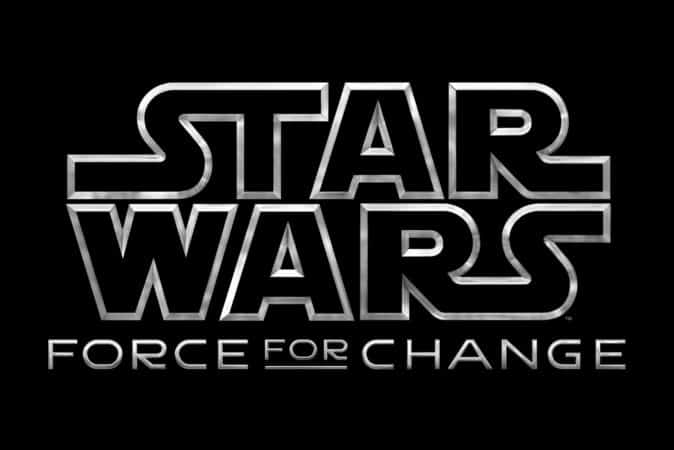 Mark Hamill and Kathleen Kennedy Announce New Star Wars: Force For Change Charitable Campaign 3