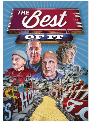 THE BEST OF IT / Professional Gambling Documentary / On HD Digital on May 3rd 8
