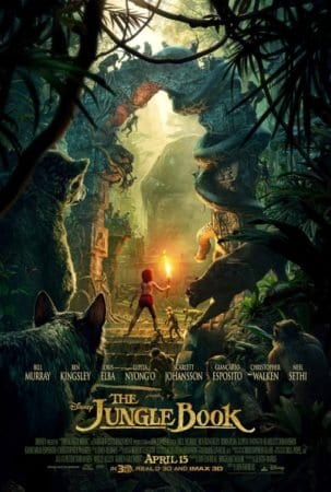 JUNGLE BOOK, THE (2016) 5