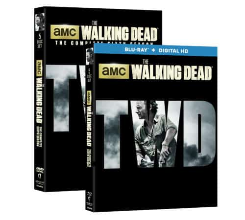 THE WALKING DEAD: The Complete Sixth Season - On Blu-ray™ + Digital HD and DVD August 23, 2016 5