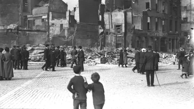 1916: THE IRISH REBELLION 11