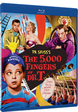 5,000 FINGERS OF DR. T, THE 11