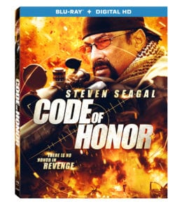CODE OF HONOR_BluRay OCARD 3D