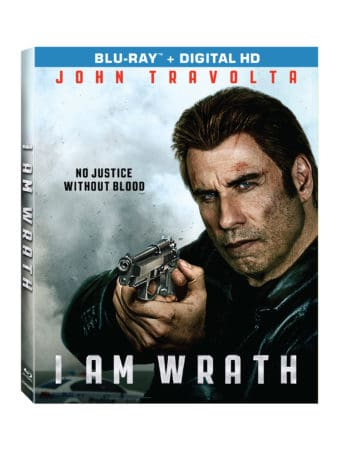 I AM WRATH On Blu-ray, DVD and On Demand July 26 1