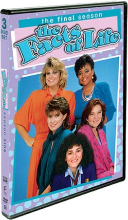 FACTS OF LIFE, THE: SEASON NINE 19