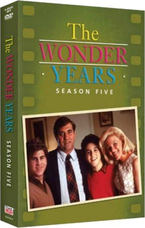 WONDER YEARS, THE: THE COMPLETE FIFTH SEASON 1