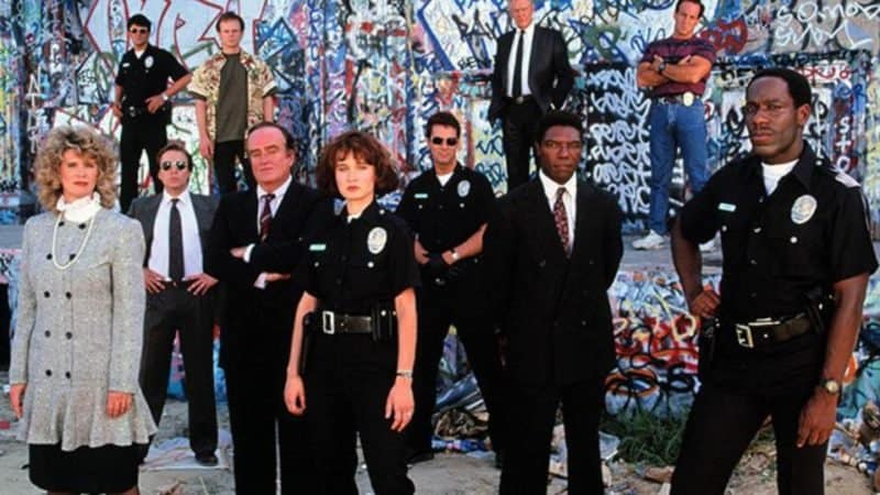 COP ROCK: THE COMPLETE SERIES 1
