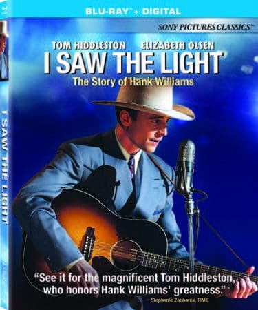 I SAW THE LIGHT debuting on Blu-ray, DVD and Digital July 5 15