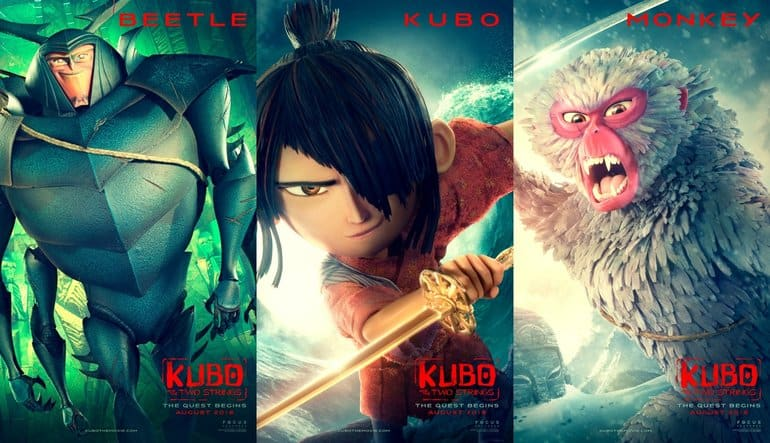KUBO AND THE TWO STRINGS GETS A BRAND NEW TRAILER! 11