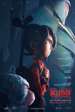 KUBO AND THE TWO STRINGS GETS A BRAND NEW POSTER! 3