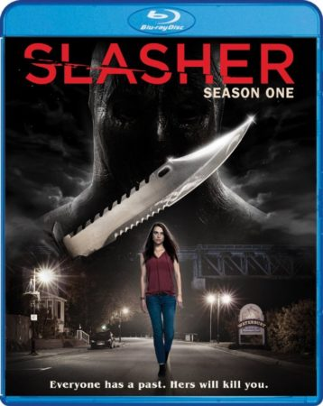 Bring home Chiller's original series SLASHER: SEASON ONE BD and DVD on July 12, 2016. 1