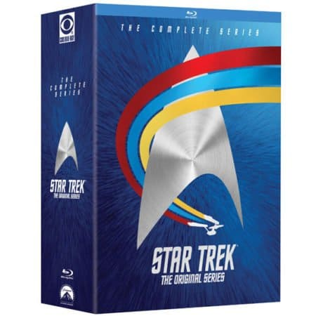 Did you see the STAR TREK 50th Anniversary trailer 3