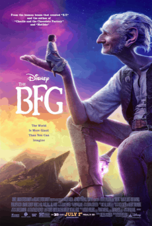 SATURDAY ROUNDUP: THE BFG, LOVING, FINDING DORY, NOW YOU SEE ME 2, CAROL BURNETT GOES DIGITAL and THE WITCH LANDS SOME PRINTS 11
