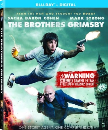 The Brothers Grimsby Debuting on Digital May 24 and on Blu-ray & DVD June 21 9