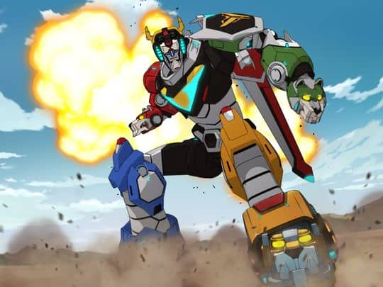 DreamWorks Voltron Legendary Defender On June 10th gets a new trailer. 10