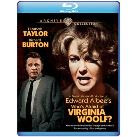 WHO'S AFRAID OF VIRGINIA WOOLF? [Warner Archive] 1