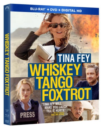 WHISKEY TANGO FOXTROT debuts on Blu-ray June 28th and on Digital HD June 14th 8