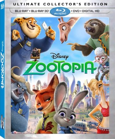 Zootopia - Arrives Home on June 7 via Digital HD, Blu-ray and Disney Movies Anywhere 17