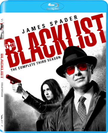 NBC's Top Drama THE BLACKLIST Season 3 on Blu-ray & DVD August 2 13