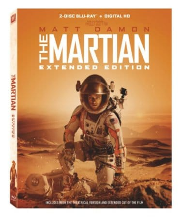 MARTIAN, THE: EXTENDED EDITION 9