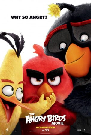 ANGRY BIRDS MOVIE, THE 4
