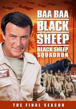 BAA BAA BLACK SHEEP: BLACK SHEEP SQUADRON - SEASON 2 17