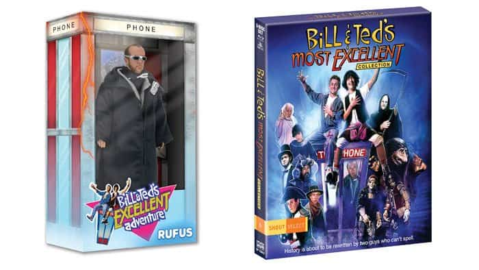 """""""Bill & Ted's Most Excellent Collection"""" and Limited Edition Offer 5"""