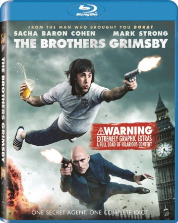BROTHERS GRIMSBY, THE 3