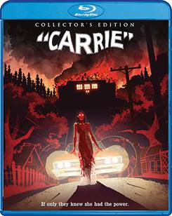 """CARRIE"" 40th ANNIVERSARY COLLECTOR'S EDITION OUT OCT. 11 FROM SCREAM FACTORY 11"