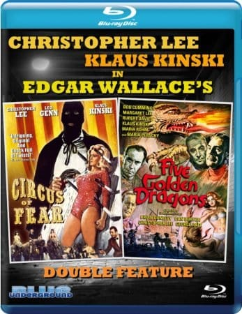 CIRCUS OF FEAR/FIVE GOLDEN DRAGONS DOUBLE FEATURE 5