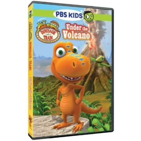 DINOSAUR TRAIN: UNDER THE VOLCANO 5
