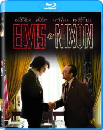 Elvis & Nixon Debuting on Blu-ray, DVD & Digital July 19 11