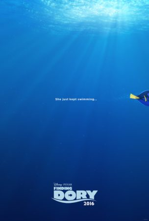 Has Everyone Seen Dory? Finding Dory Swims Back Into Theaters Sept. 2 5