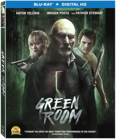 GREEN ROOM 8