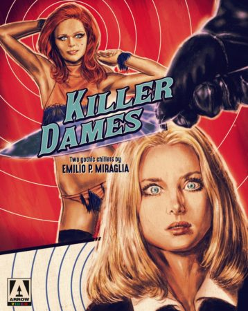 KILLER DAMES: TWO GOTHIC THRILLERS BY EMILIO P. MIRAGLIA 13