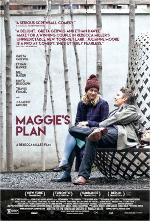 MAGGIE'S PLAN 5