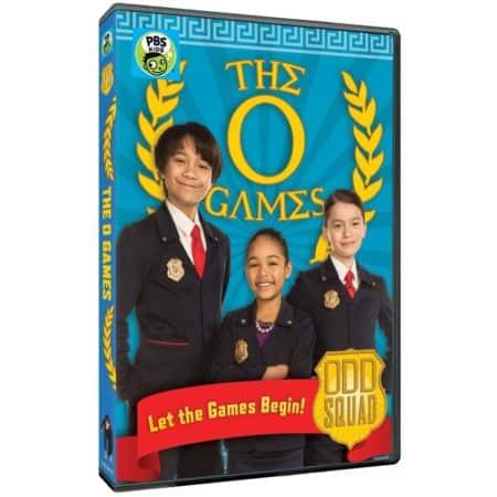 ODD SQUAD, THE: THE O GAMES 13