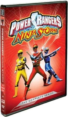 POWER RANGERS NINJA STORM: THE COMPLETE SERIES 15