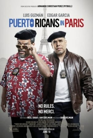 PUERTO RICANS IN PARIS on Blu-ray and DVD August 2 and Now Available on Digital HD 1