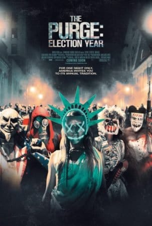 PURGE, THE: ELECTION YEAR 8